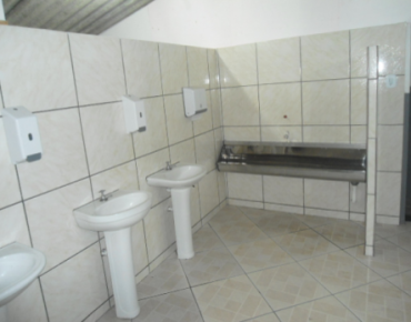 Alojamento Santa Cruz Biovert - Sanitários2