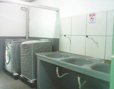 Lavanderia Alojamento Santa Cruz Biovert
