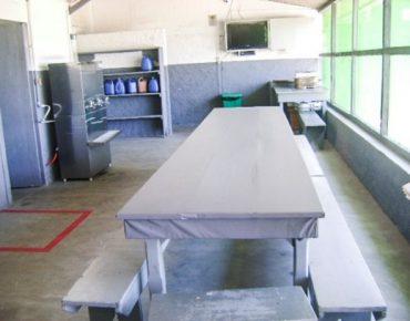 Refeitório Alojamento Santa Cruz Biovert 2
