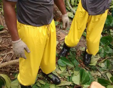 Segurança do Trabalho e Saúde Biovert - EPI para trabalho em área alagada