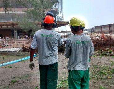 Medida Compensatória Ambiental pela remoção de vegetação