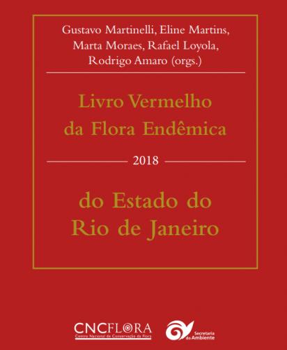 livro vermelho da flora endemica do rj